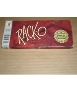 Racko Card Game Vintage 1956 Milton Bradley - $24.99