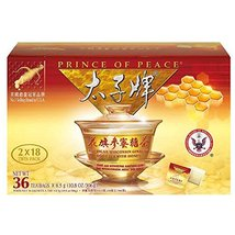 Prince of PeaceAmerican Ginseng Root Tea w/Honey (Twin Pack 2 boxes X 18 sachets - $23.36