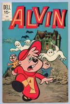 Alvin 26 Oct 1972 NM- (9.2) - $48.08