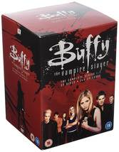 Buffy the Vampire Slayer Complete Series Box Set DVD *REG 2 PLEASE READ ... - $76.95