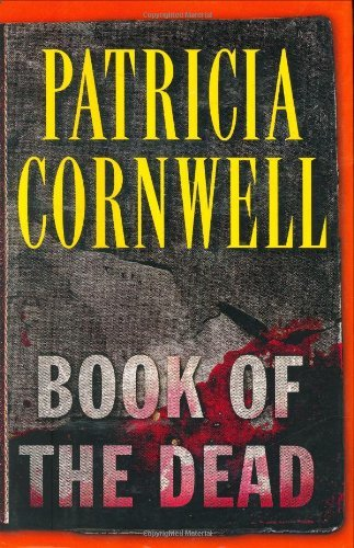 Primary image for Book of the Dead Cornwell, Patricia