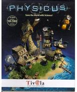 Physicus - Save The World With Science PC Game [CD-ROM] Windows NT / Mac... - $13.86