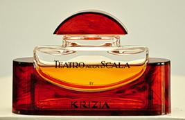 Krizia Teatro Alla Scala Eau de Parfum Edp 50ml 1.7 Fl. Oz. Splash Vintage 1985 - $150.00