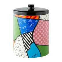 """9.5"""" High Disney Britto Mickey Mouse Canister/Cookie Jar image 3"""