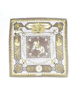 Hermes Lvdovicvs Magnvs Silk Scarf - $355.00