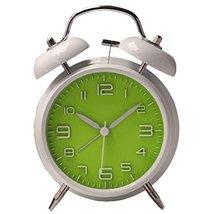 George Jimmy Cute Student Alarm Clock Stylish Silent Bedside Alarm Clock #26 - $42.35