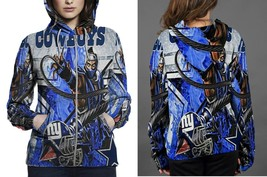 Women Sweater  Mortal Combat Scorpio Cowboys Hoodie Fullprint Zipper Women - $51.99+