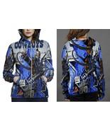 Women Sweater  Mortal Combat Scorpio Cowboys Hoodie Fullprint Zipper Women - $51.99+