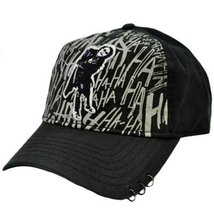 Batman Dark Knight: Ha Ha Ha Baseball Cap EMBT2254 NEW! - $20.99