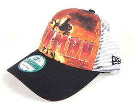 Iron Man 3: Iron Man Blast Trucker Cap NEW! - $23.99