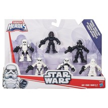 New Star Wars Playskool Heroes Galactic Heroes Imperial Forces Pack - $24.14
