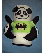 NEW Baby Blanket BATMAN PERSONALIZED NAME Embroidery SHOWER CHRISTENING ... - $12.99