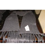 Lot of 25 Alpacawool scarves,wholesale  - $495.00