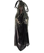 Animated Scary Tree Man Halloween Home Decor Activated Lighted With Soun... - €176,49 EUR