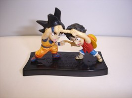 Used Bandai 40th Weekly Jump DragonBall Z One Piece action figure - $9.89