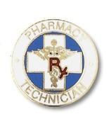 Pharmacy Technician Lapel Pin RX Caduceus Tech ... - $12.97