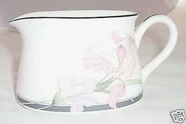 NORITAKE CAFFE DU SOIR 9091 GRAVY BOAT SAUCE - $38.70