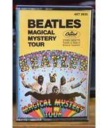 Beatles - Magical Mystery Tour (cassette) 1978 Pressing 4XT-2835 - $9.79