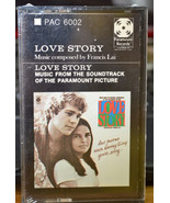Love Story [Music from the Original Soundtrack] by Francis Lai PAC 6002 ... - $19.55