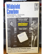 MIDNIGHT COWBOY SOUNDTRACK Spelling Error on Label CASSETTE TAPE K-9035 - $19.55