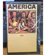 AMERICA - America - 52576 - Factory Sealed 1972 Pressing - Warner Brothers - $24.49