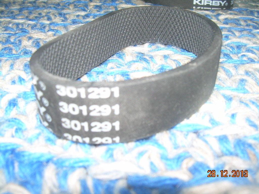 Kirby Vacuum Brush Original Belts 301219 - $4.54