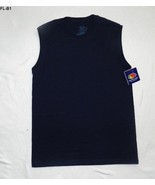 "Fruit of the Loom Size S (34-36"") Navy Blue Tee Shirt NWT - $7.99"