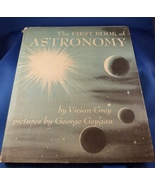 The First Book of Astronomy by Vivian Grey Hard... - $8.99
