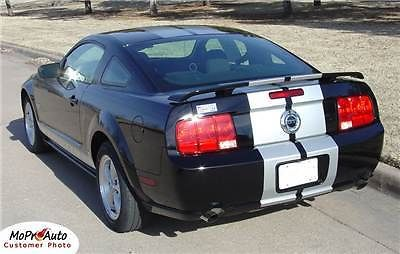 Mustang GT Racing Rally Stripes - 3M Pro Vinyl Decals Graphics * 2009 328