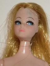 Vintage 1970 Topper DAWN fashion Doll blonde head mold # K11A - $49.99