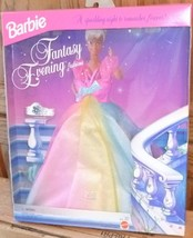 1994 Barbie FANTASY EVENING gown Fashions outfit MOC - $79.99