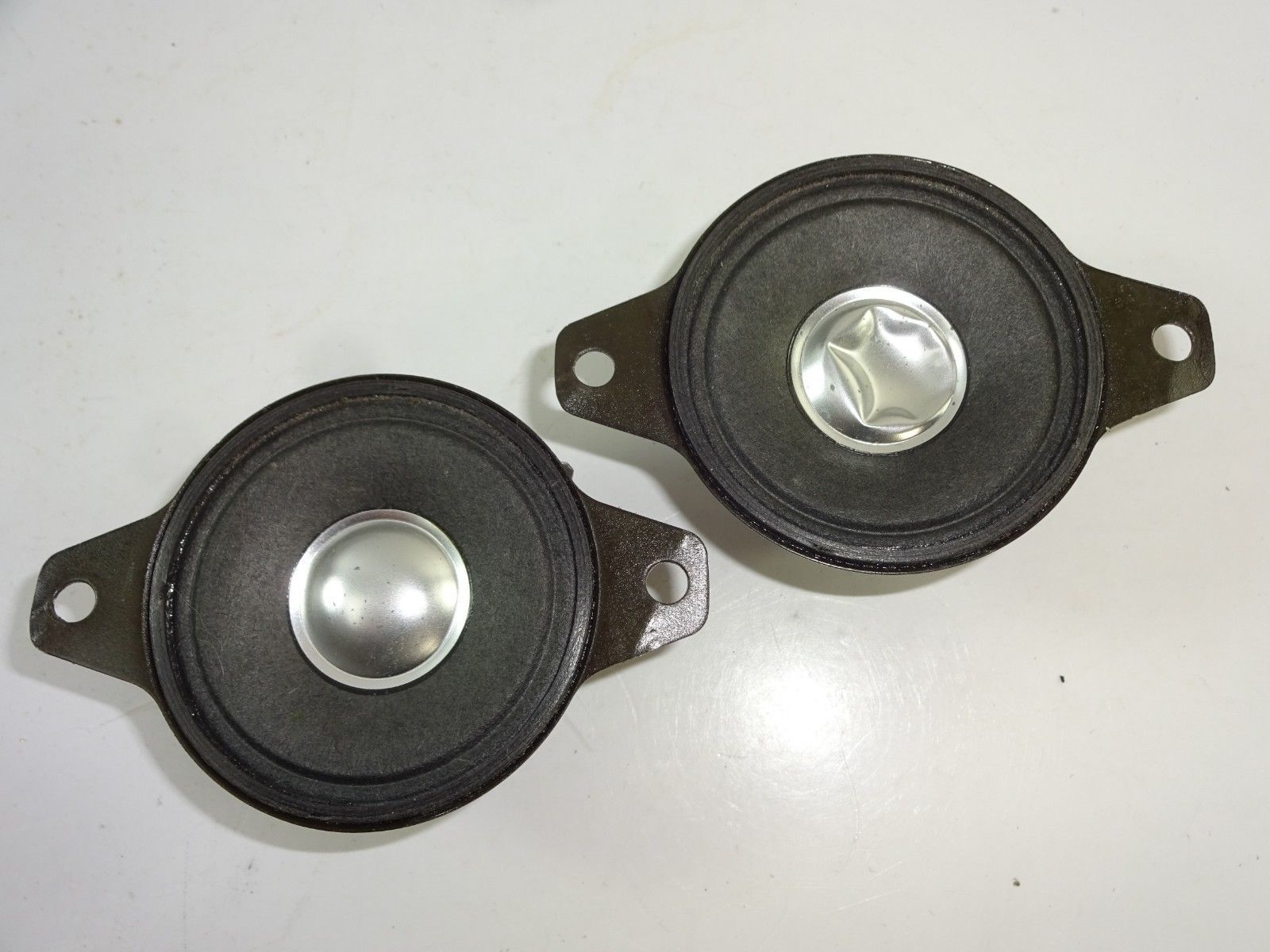 2) Vintage Fisher Replacement Speakers 2