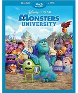 Disney Pixar Monsters University [Blu-ray/DVD] - $7.46