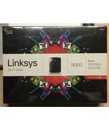 NIB~CISCO LINKSYS N300 Wi-Fi Router Model E1200-NP wireless 1.3 Capacity... - $24.78