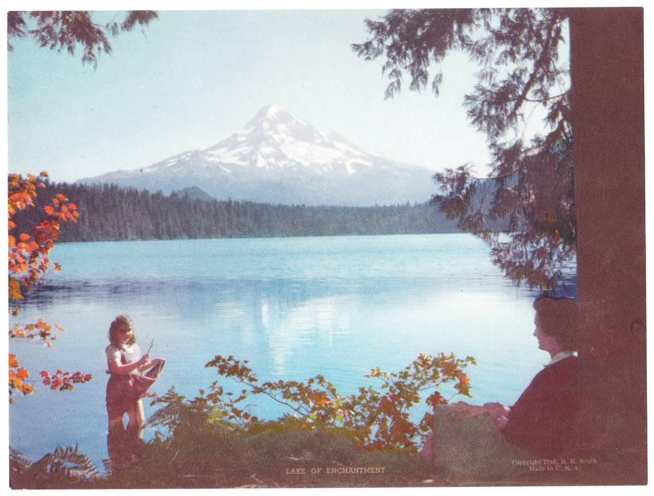 Cp lake of enchantment