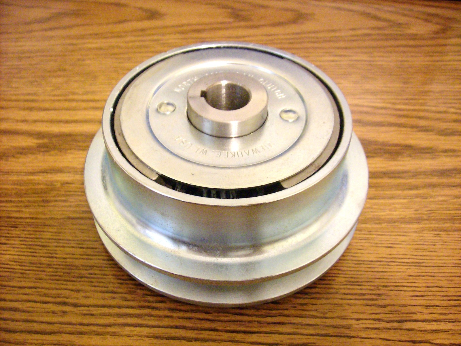 """Wacker compactor clutch 3/4"""" bore, for 5HP engines 40028"""