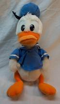 "VINTAGE Applause Walt Disney DONALD DUCK 13"" Plush Stuffed Animal Toy - $19.80"