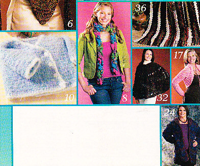 *Crochet Annie's Attic Favorite Crochet - Cotton Schrug - Pon
