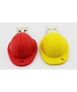 An 8GB USB Flash Drive Memory Stick : RED HELMET - - $27.00