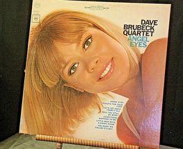 Dave Brubeck Quartet Angel Eyes  AA20-RC2116 Vintage image 3