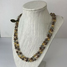 """Joan Rivers Glass Bead 42"""" Necklace Jewelry 2R1-64 - $19.26"""