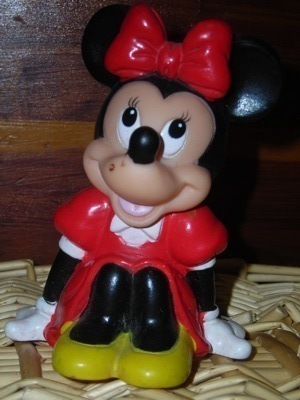 Minnie Mouse Squeeze toy