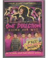 One Direction: Going Our Way 2013 DVD - $9.70