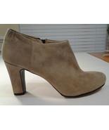 Anne West Beige Ankle Boots, US Women's Shoe Size 8, fashionable - $19.99