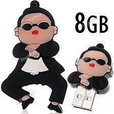 VERY COOL 8GB USB Flash Drive Memory Stick CDA SELLER - TOP GANGMAN STYLE