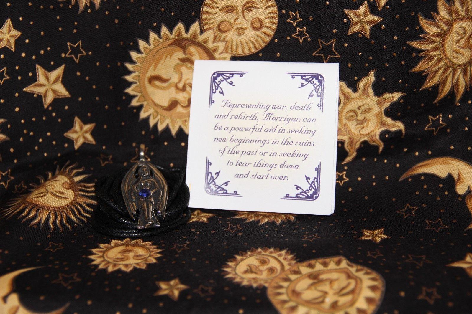 Morrigan Amulet