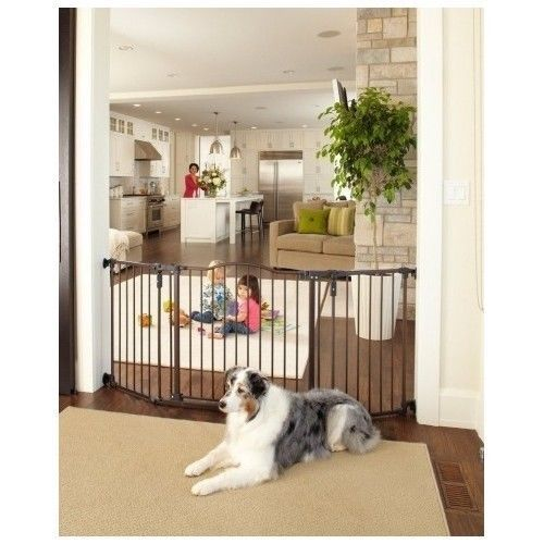 "Large Baby Cate 72"" ChildToddler Pet Dog Safety Stairs Falling Wall Mounted Pool - $108.99"