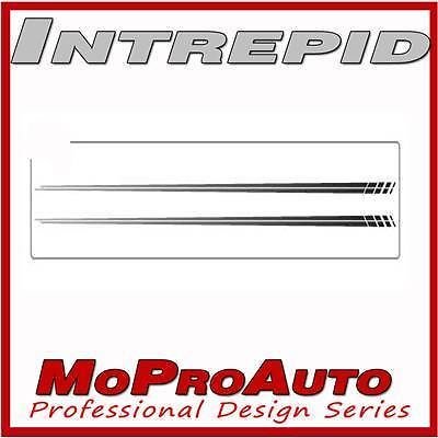 INTREPID Vinyl GRAPHIC Decals FADE STYLE Pin Striping-Pro Vinyl 771
