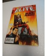 """Justice League Elite #10 DC Detective Comics, June 2005 """"Black Plague!""""J... - $9.10"""