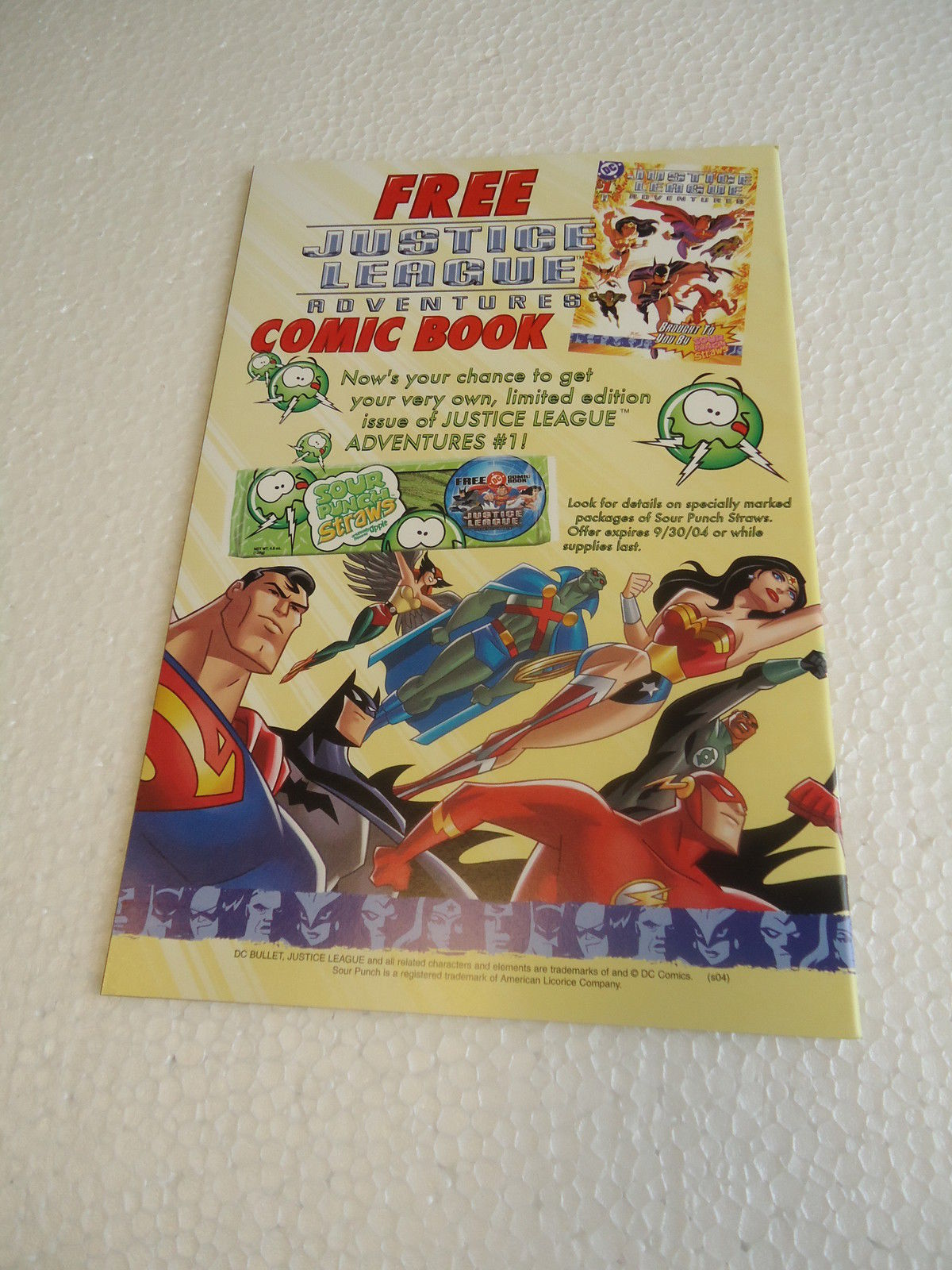 JLA # 101 NM 2004  DC Comics PAIN OF THE GODS BEGINS HERE!JLA # 101 NM 2004 ...